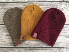 94b8ed73277 Mustard Knit Beanie. Beau HudsonCool ...