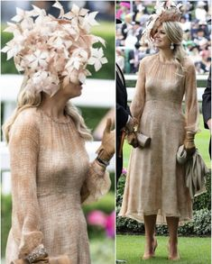 In attendance: The Queen, King Willem-Alexander and Queen Maxima of the Nethelands, The Prince of… Nassau, Elie Saab Dresses, Royal Families Of Europe, My Fair Lady, Duchess Of Cornwall, Royal Ascot, Queen Maxima, British Monarchy, Celebs