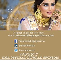 So excited to be Sponsoring the Catwalk this weekend at Mere Golf in Knutsford Manchester. We have a special deal on for brides & training! Make sure you stop by to see our work on the runway and at out exhibit   #pakistaniwedding #birmingham #bridal #Indian #BeautyBlogger #MakeupArtist #MUA #Makeup #Fashionista #Fashion #Blog #British #London #BeautyBlog #pakistani #Indian #Makeup #Fashionista #Fashion #Blog #British #London #BeautyBlog #IndianWedding #Desi #Wedding #OOTD #IndianMakeup…