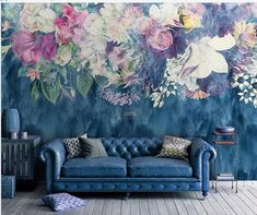 floral wallpaper vintage abstract rose flower wallpaper bedroom wall mural removable wall decal wall poster Peel and Stick wall decor - Ideas Flowers Wallpaper Bedroom Vintage, Custom Wallpaper, Fabric Wallpaper, Wall Wallpaper, Wallpaper Patterns, Wallpaper Ideas, Wallpaper Quotes, Accent Wallpaper, Jesus Wallpaper