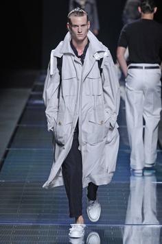Louis Vuitton Men's RTW Spring 2013