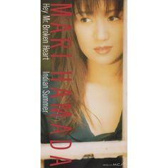 浜田麻里 Mari HAMADA Hey Mr. Broken Heart (1996年1月24日)