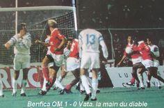 SLB - Vata (Coupe d'Europe Champion's League Saison 1989/1990)