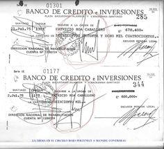 La DINA financió a la Junta Militar y pagó a medios de comunicación | Cooperativa.cl