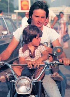 Jacques and Gilles Villeneuve