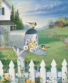 'The Birdhouse'