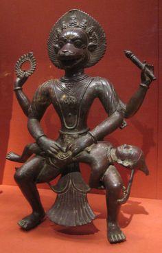 Kala Ksetram — Nrisimhadeva from Nepal circa 1500