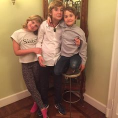 Tata, Luca e Matteo i miei adorati nipoti
