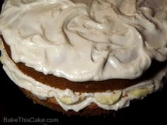 Old fashioned 1940's recipe. Tired of plain old banana bread??? I like to try different things. This has bananas throughout. Must try this cake!