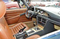 1973 Citroen SM İç tasarımı | Ulugöl Otomotiv Citroen sayfası: www.ulugol.com.tr/citroen.aspx