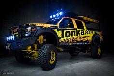 Ford tonka truck