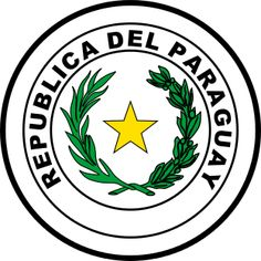 Archivo:Coat of arms of Paraguay.svg