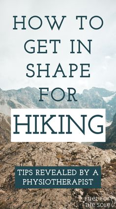 Training & Tips for Long Thru Hikes & Backpacking Trips & Travel Prepare - Are you planning a long hike, thru hike, camping trip or multi-day overnight backpacking trip? Here -Physical Training & Tips for Long Thru Hikes & Backpacking Trips & Travel Pr. Backpacking Tips, Hiking Tips, Hiking Gear, Hiking Backpack, Backpacks For Hiking, Hiking Shoes, Pacific Crest Trail, Training Tips, Hiking Training