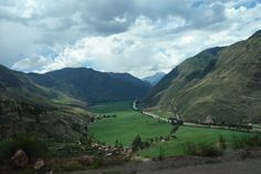 Sacred Valley and Urubama river, along the way Cusco - Yucau. One of the best by car experience. #cusco #sacredvalley #inca