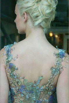 Seaglass dress