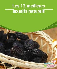 Do you suffer from constipation? In this article, we'll take a look at 12 of the best natural laxatives to help you regulate your digestion. Prune Recipes, Dried Plums, La Constipation, Natural Medicine, Raisin, Health Tips, Blueberry, Sweet Tooth, Fruit