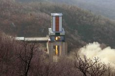WEhile his people starve. North Korea says can test-launch ICBM at any time