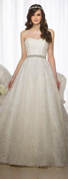 Wedding Dress Essense of Australia Spring 2015 - Belle The Magazine