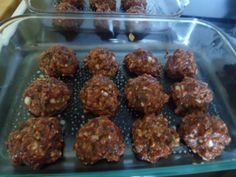 Iron Rich foods for Postpartum: Liver & Spinach meatballs