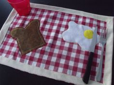 tutorial tovagliette americana colazione fai da te diy 74