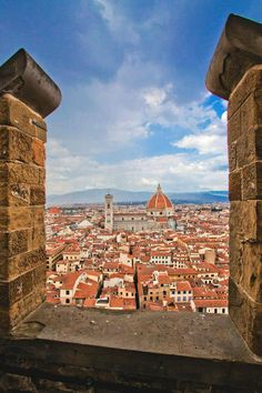 Florence, Italy. Places I have been