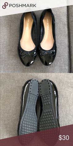 e0b221f91183 Via Spiga patent flats Patent leather ballet flats hardly any wear. Via  Spiga Shoes Flats