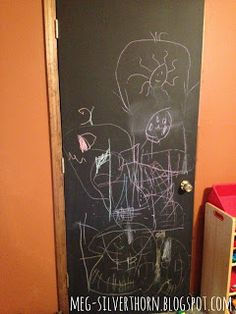 The Coop: Chalkboard Paint