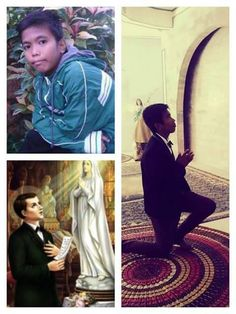 SAINTIFY 2.0 Annunciation of the Lord Parish Youth Ministry Archdiocese of Lingayen-Dagupan #KabataangKatoliko #saintify