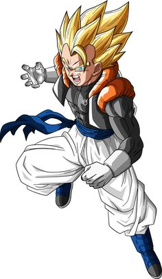 Super Gogeta (Dragonball Super) by RayzorBlade189 on DeviantArt