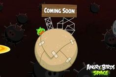 Name the next Angry Birds Space Planet!
