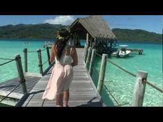 """Private Islands: French Polynesia"" on WealthTV, filmed on the islands of Rangiroa, Taha'a, Moorea and Bora Bora."