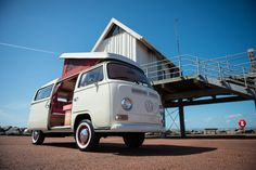 1-3nt Retro VW Campervan Hire