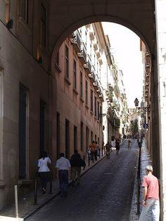 Rua da Rosa - Bairro Alto Lisboa - Caminhos & Labirintos