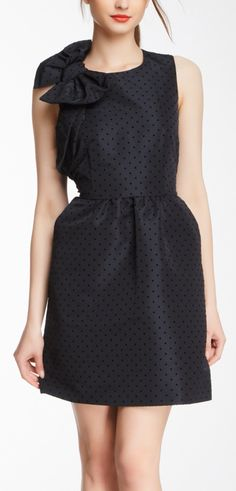 Lady like but a bit too short. Add some length for a feminine classy look.