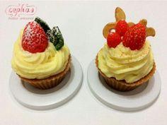 Cupcakes para banho