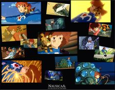 nausicaa of the valley of the wind wallpaper   Nausicaa by ~Lady-Of-The-Pen on deviantART