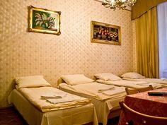 Apartament Miodowy XIII (38m2, 1 piętro, max. 4+1 osoby). Apartament pod szczęśliwym numerem.  http://krakowforfun.com/pl/4/apartamenty/miodowy-xiii