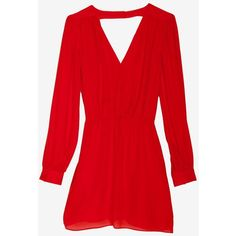 10b0e757af4a Parker Exclusve Print Wrap Dress ( 298) ❤ liked on Polyvore