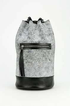 The Leather Atelier Tectonic Bucket Backpack