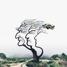 Découvrez les magnifiques images surréalistes d'une artiste portugaise avec qui l'art numérique n'a jamais été aussi beau !