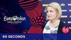60 Seconds with Norma John from Finland https://youtu.be/cFDb1f1_z6g?utm_content=buffer0dfaa&utm_medium=social&utm_source=pinterest.com&utm_campaign=buffer via @EUROVISION #ESC2017 #CelebrateDiversity #FIN