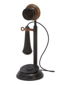 Take a look at this Antique Phone Sculpture by Vintage Home Collection on #zulily today!