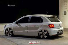 Carro: Gol G6 comfortline Cor: Branco Marca da Roda: Volcano Wheels Modelo da Roda: Strong Marca do Pneu:  Perfil d