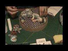 Caixa Vintage com relógios - YouTube