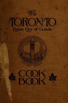 The Toronto Cook Book