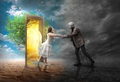 Comission - The Dreamer by MirellaSantana