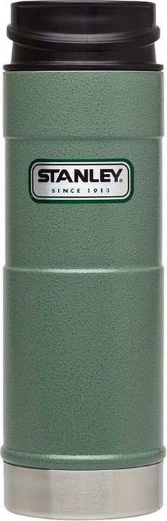 STANLEY Termohrnek Classic series do 1 ruky 470 ml zelený - termohrnek