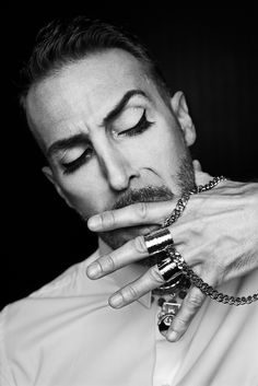 Sylvain Norget Self-portraits | Homotography