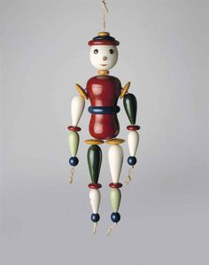 Rediscovering design: largest collection of Bauhaus objects to be presented in Berlin - BMIAA Bauhaus Art, Bauhaus Design, Toy Theatre, Piet Mondrian, Wow Art, Animation, Designer Toys, Vintage Toys, Puppets