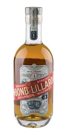 73daf64ce17 Bond  amp  Lillard Straight Bourbon Whiskey